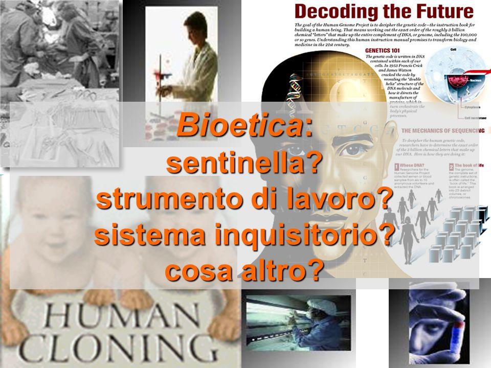 M.Calipari - 201023 Bioetica: il problema della definizione (2)  Encyclopedia of Bioethics (W.