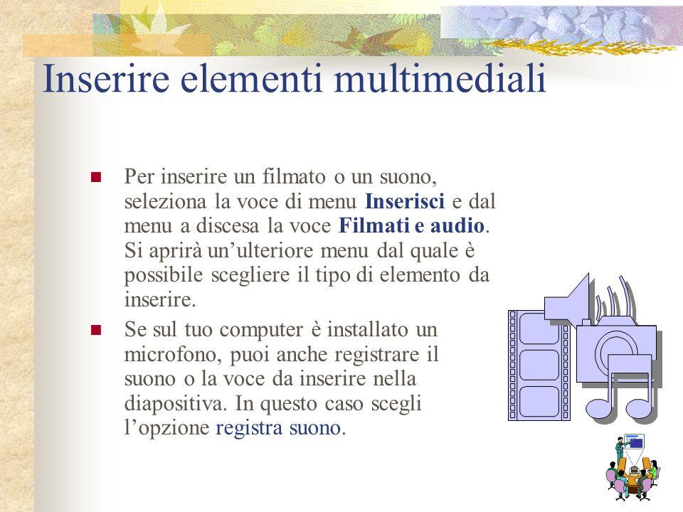 Dalla barra dei menu seleziona la voce File e dal menu a discesa seleziona la voce Stampa, apparirà la seguente finestra. Stampare la presentazione