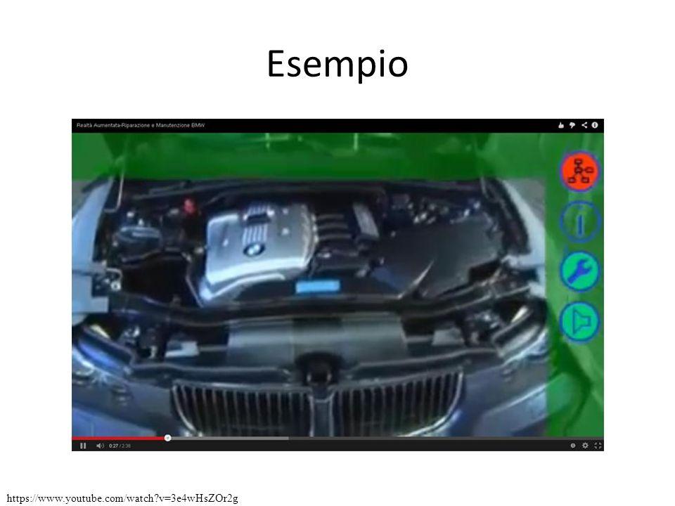 https://www.youtube.com/watch?v=3e4wHsZOr2g Esempio