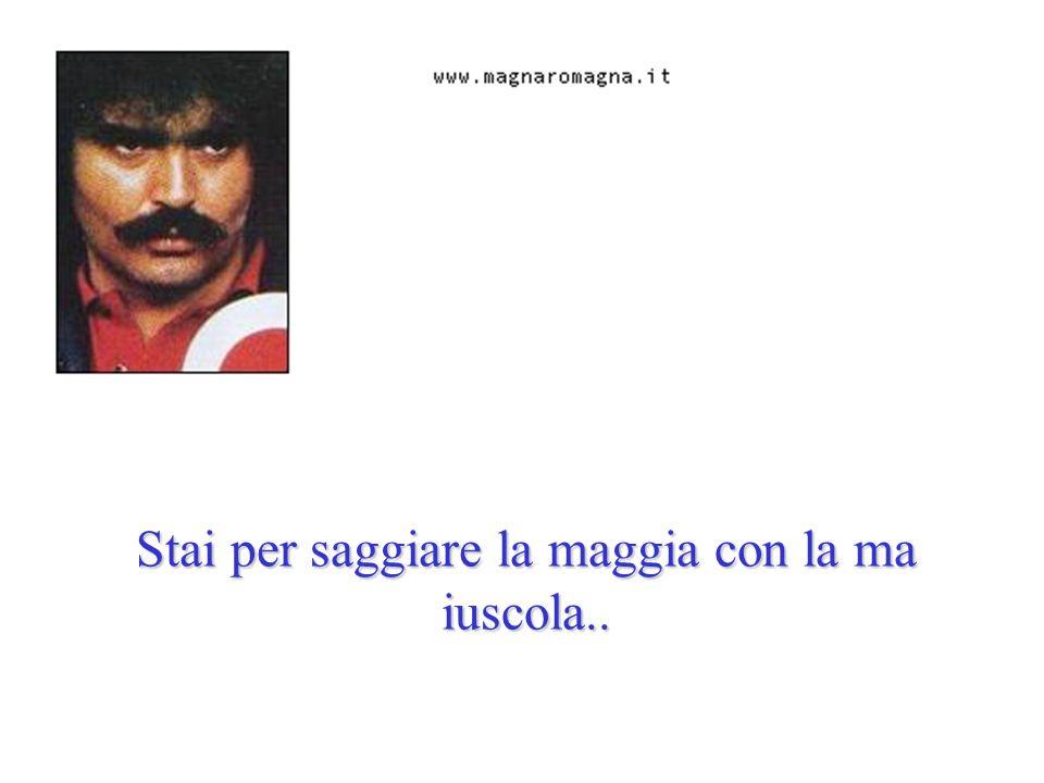 Questo ed altri scherzetti da inviare su www.magnaromagna.it Vi svelo il trucco: non ho tolto solamente la carta che hai pensato ma anche tutte le altre.