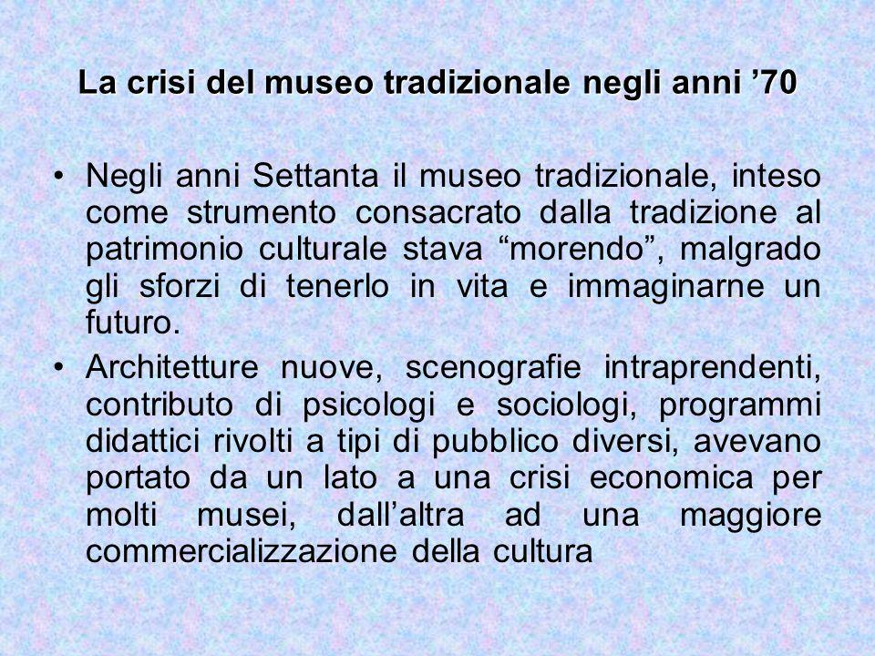 Gli ecomusei in Italia