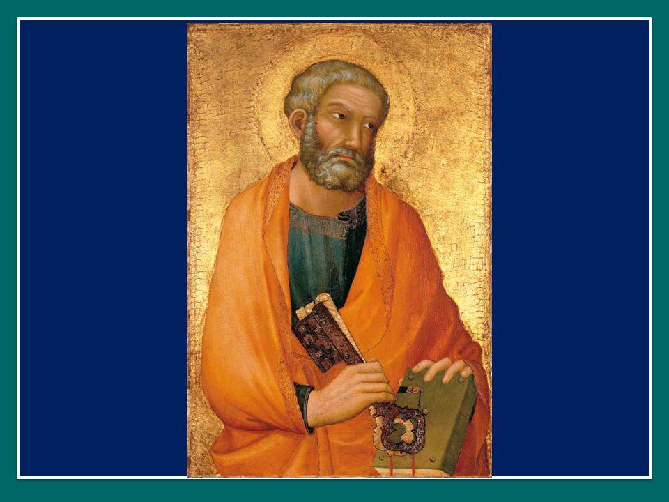Tu es Petrus et super hanc petram Tu sei Pietro, e su questa pietra ædificabo ecclesiam meam, edificherò la mia chiesa, Tu es Petrus et super hanc pet