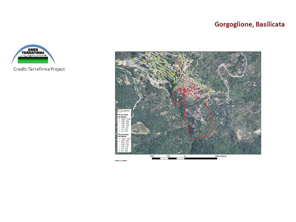 Gorgoglione, Basilicata Credit: Terrafirma Project