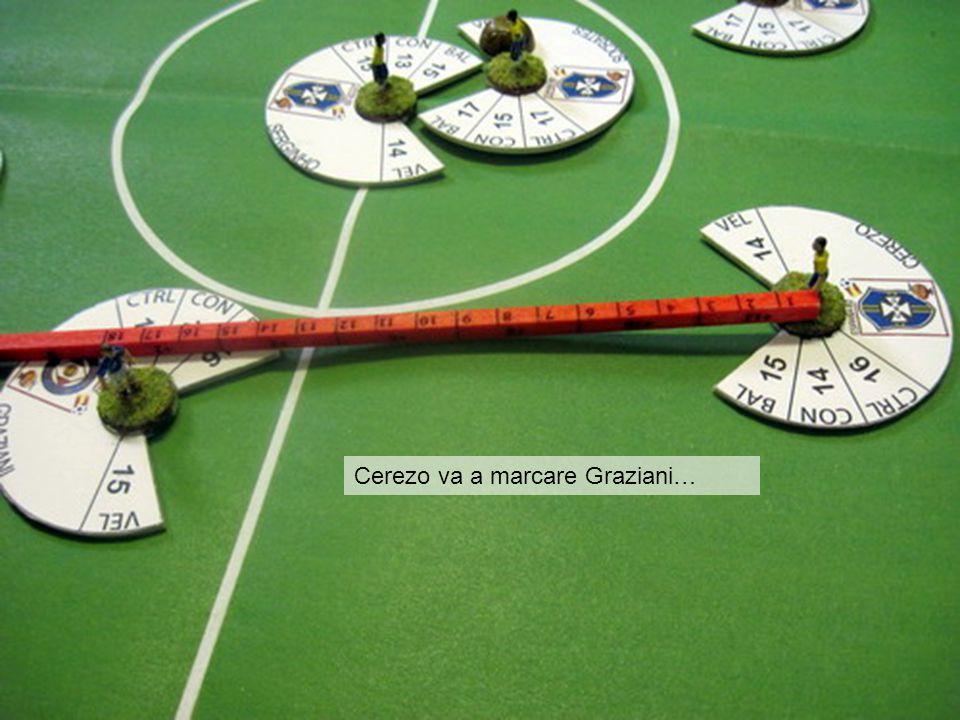 Cerezo va a marcare Graziani…