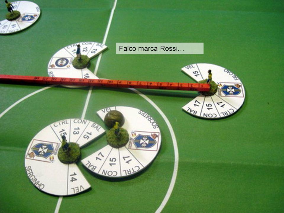 Falco marca Rossi…