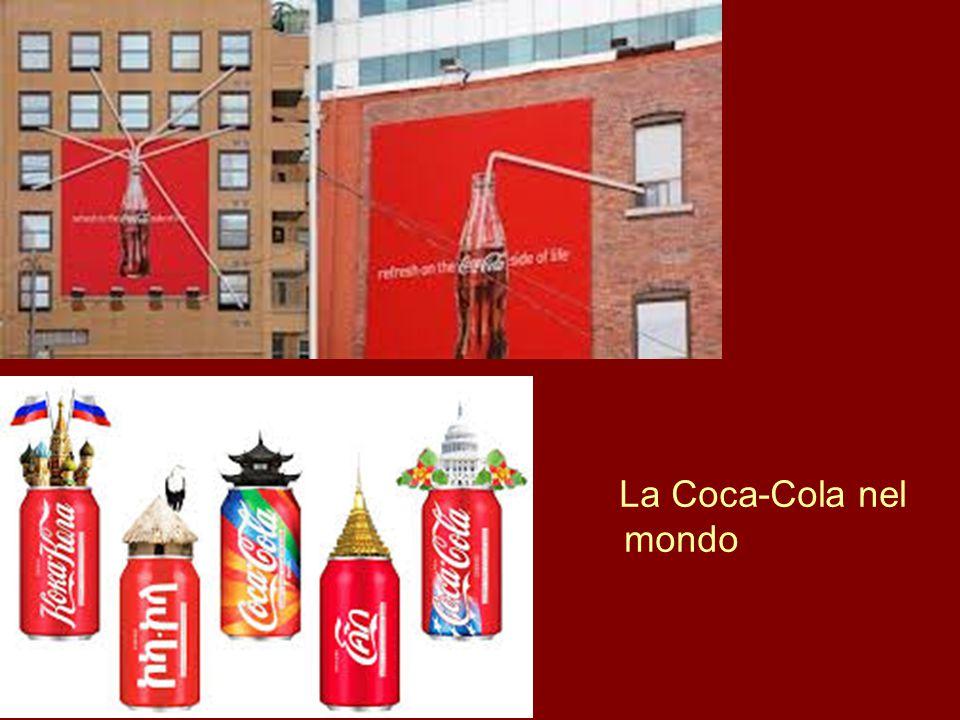 La Coca-Cola nel mondo