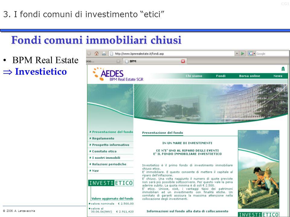 CG1 © 2006. A. Lanzavecchia 19 di 22 3.