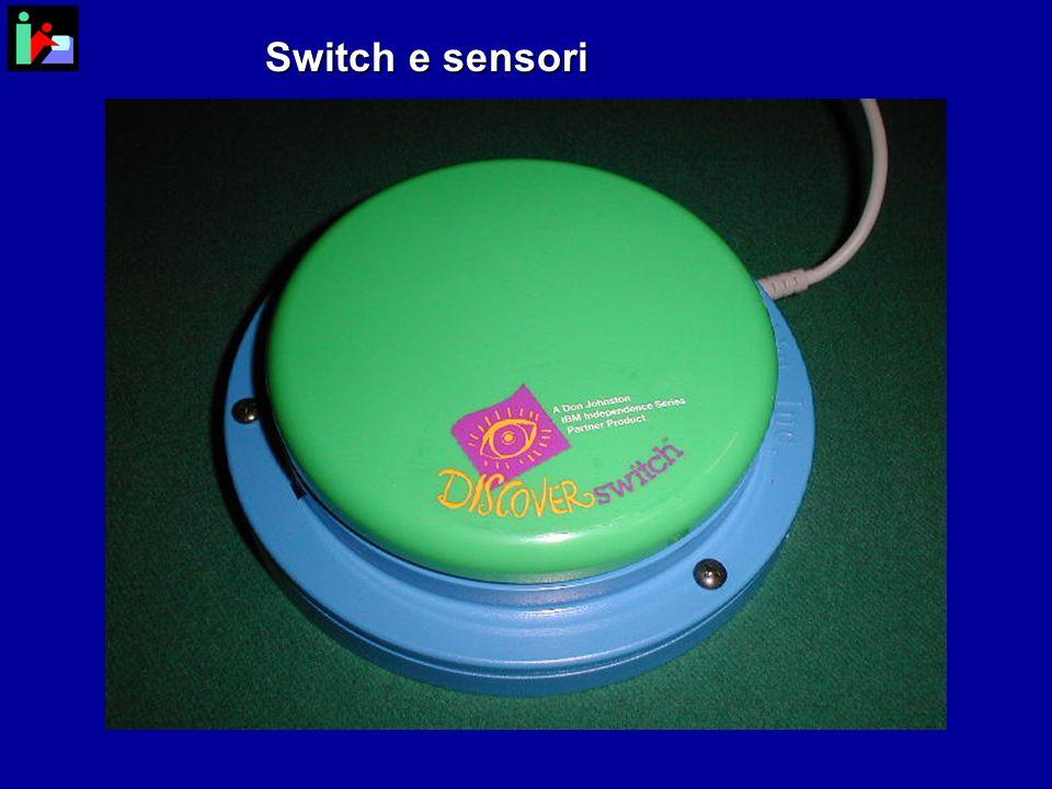 Switch e sensori