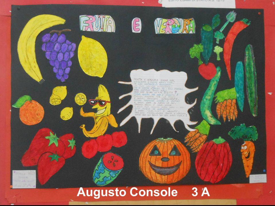 Augusto Console 3 A
