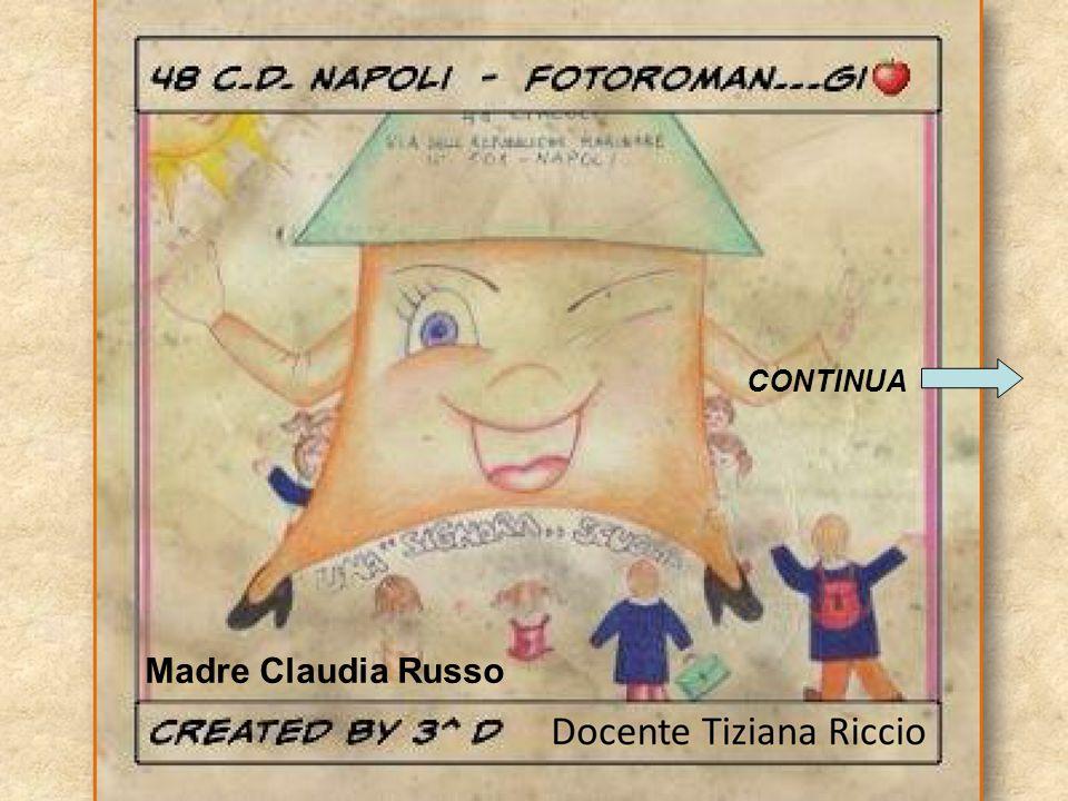 Madre Claudia Russo CONTINUA