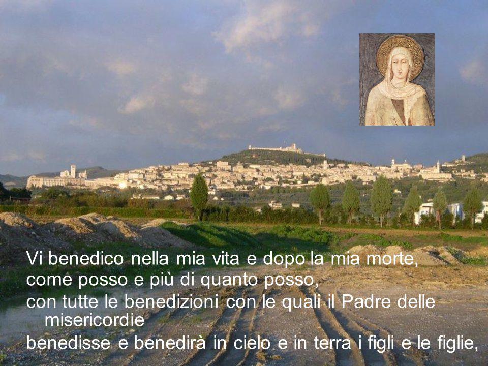 Si chiamavano frati minori e sorelle minori e sono tenuti in grande considerazione dal signor papa e dai cardinali… Le donne … dimorano insieme in diversi ospizi non lontani dalle città.