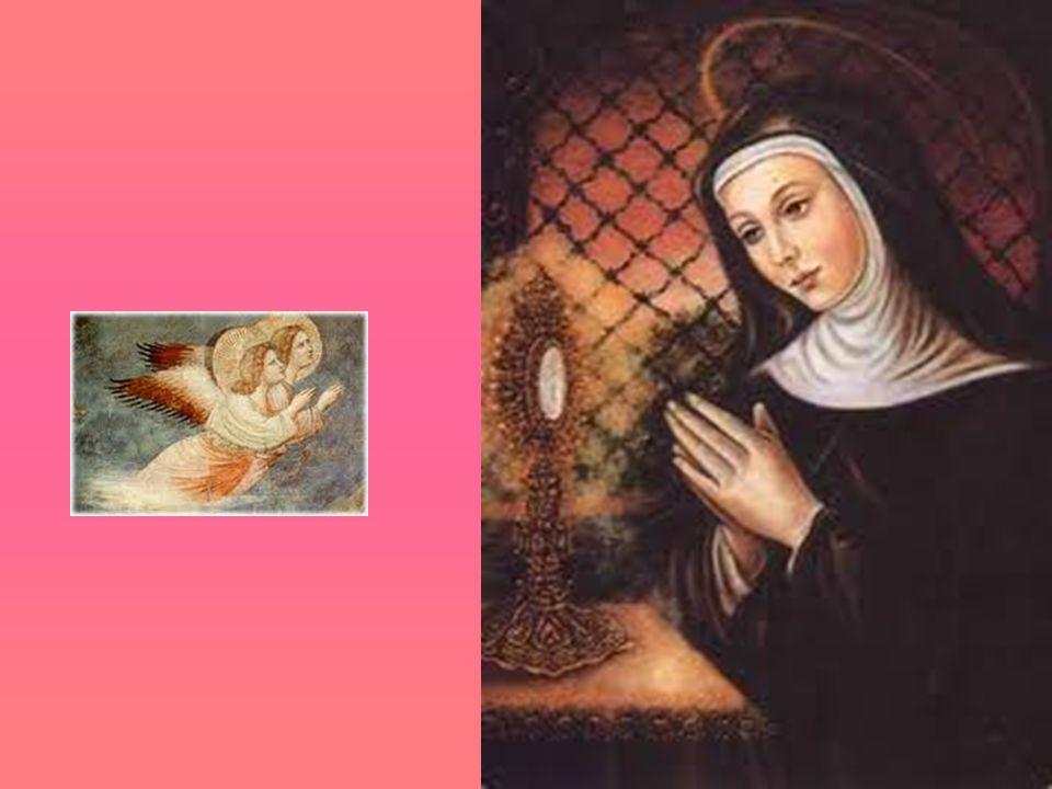 Ed invita la sua amica di Praga a riflettersi in quello specchio di perfezione di ogni virtù che è il Signore stesso.