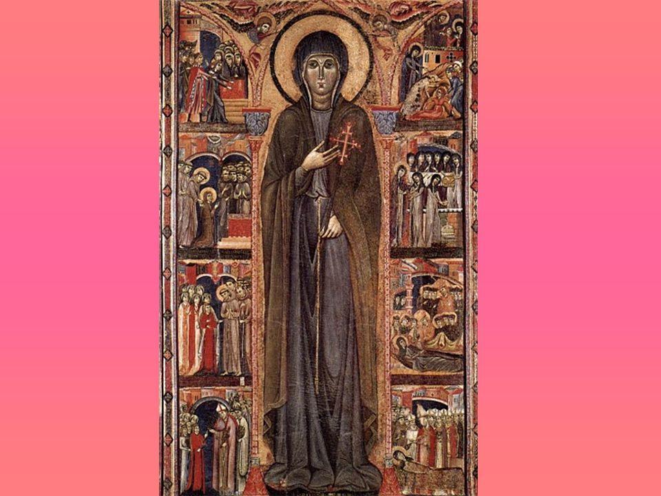 Nel convento di san Damiano Chiara praticò in modo eroico le virtù che dovrebbero contraddistinguere ogni cristiano: l'umiltà, lo spirito di pietà e di penitenza, la carità.