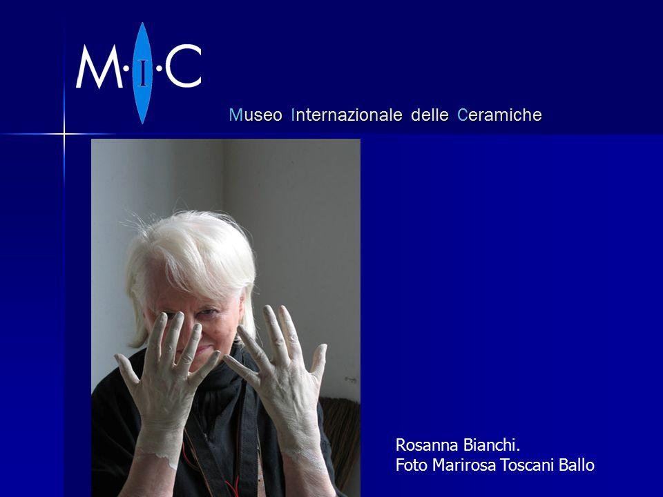 Rosanna Bianchi. Foto Marirosa Toscani Ballo