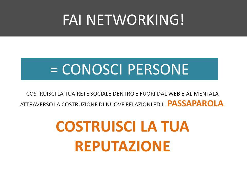 FAI NETWORKING.