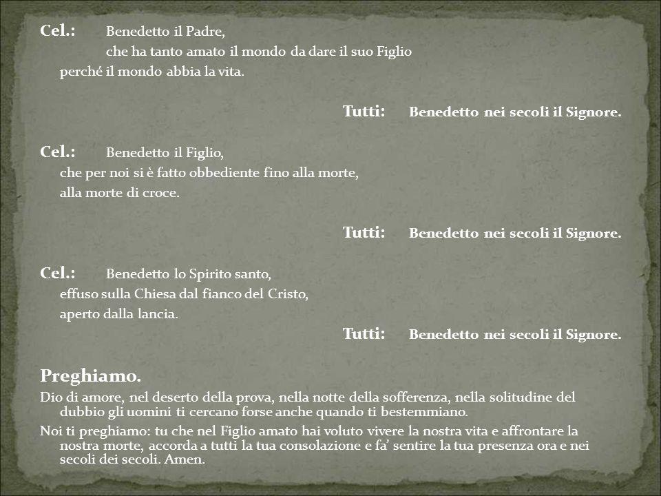 Salmo 38 RE- LA RE- DO FA DO RE- LA RE- Misericordias domini, in aeternum cantabo.