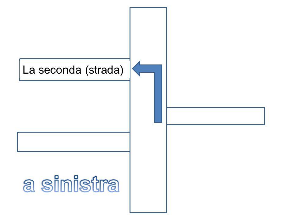 La seconda (strada)