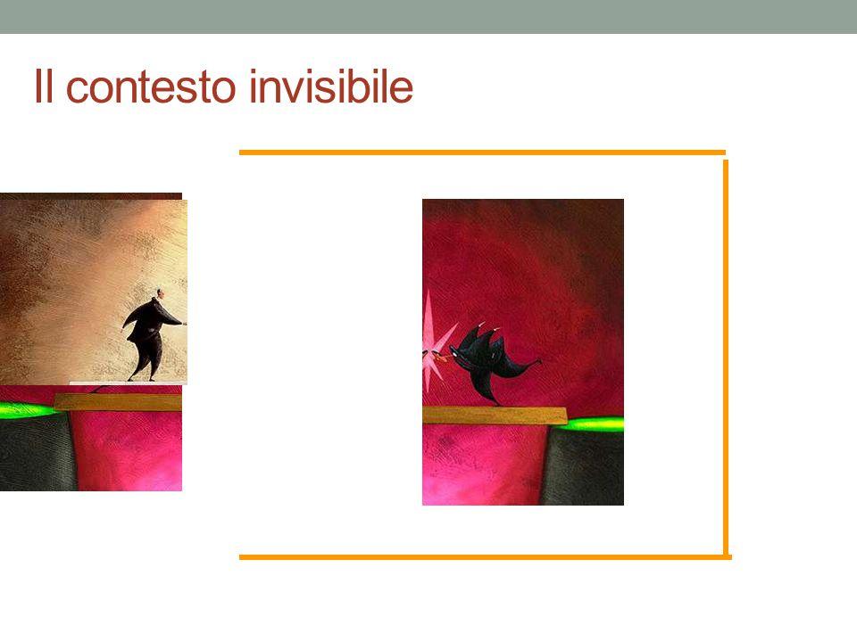 Il contesto invisibile