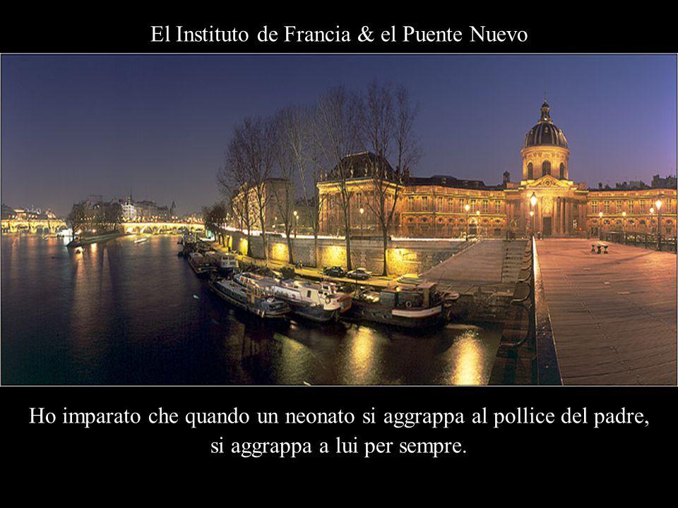 El Instituto de Francia Così tante cose ho imparato da voi….