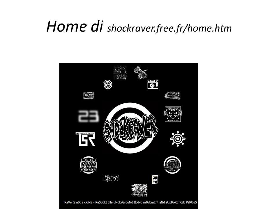 Home di shockraver.free.fr/home.htm