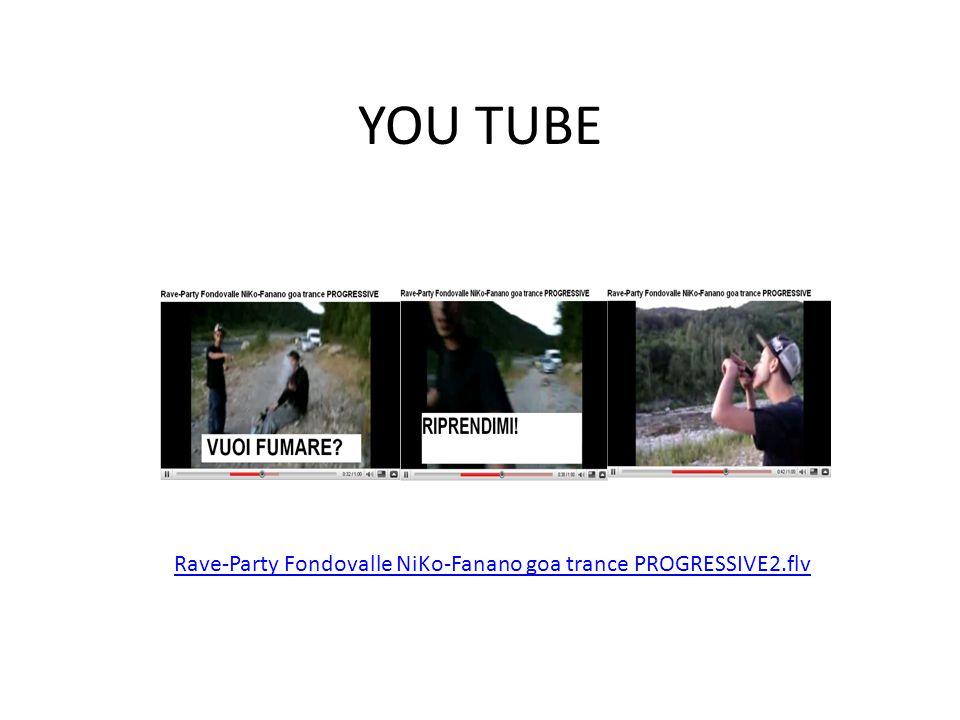 YOU TUBE Rave-Party Fondovalle NiKo-Fanano goa trance PROGRESSIVE2.flv