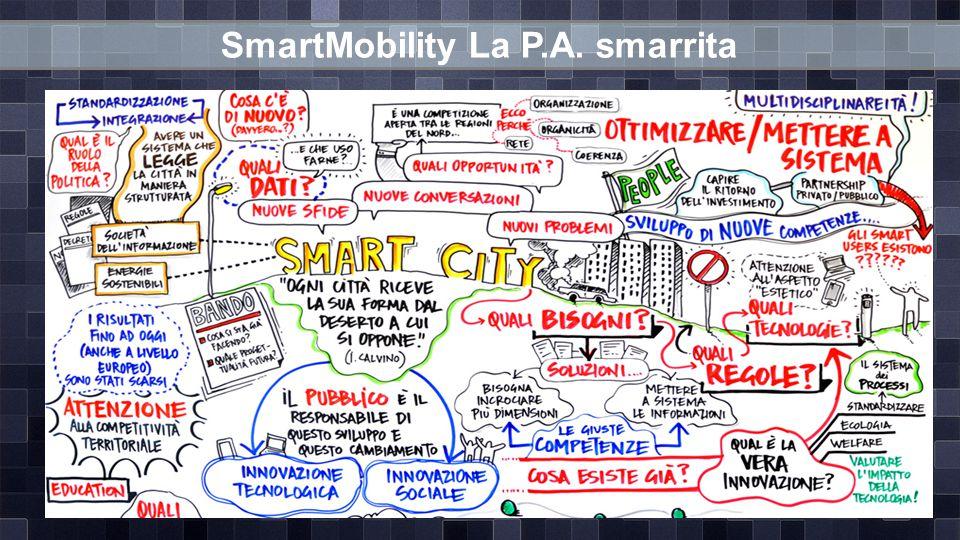 SmartMobility La P.A. smarrita