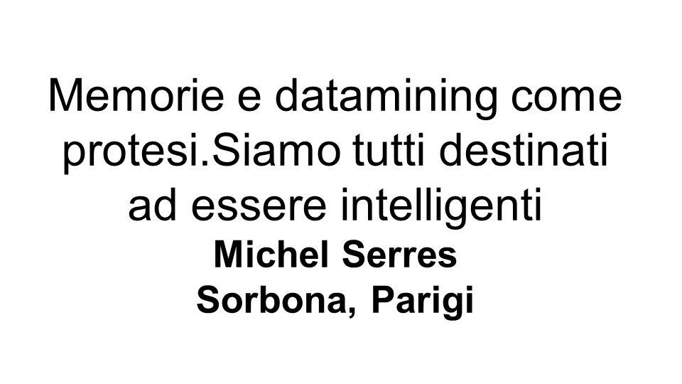 E il software che comanda Italo Calvino-le lezioni americane Il software si sta mangiando il mondo The Second Machine Age