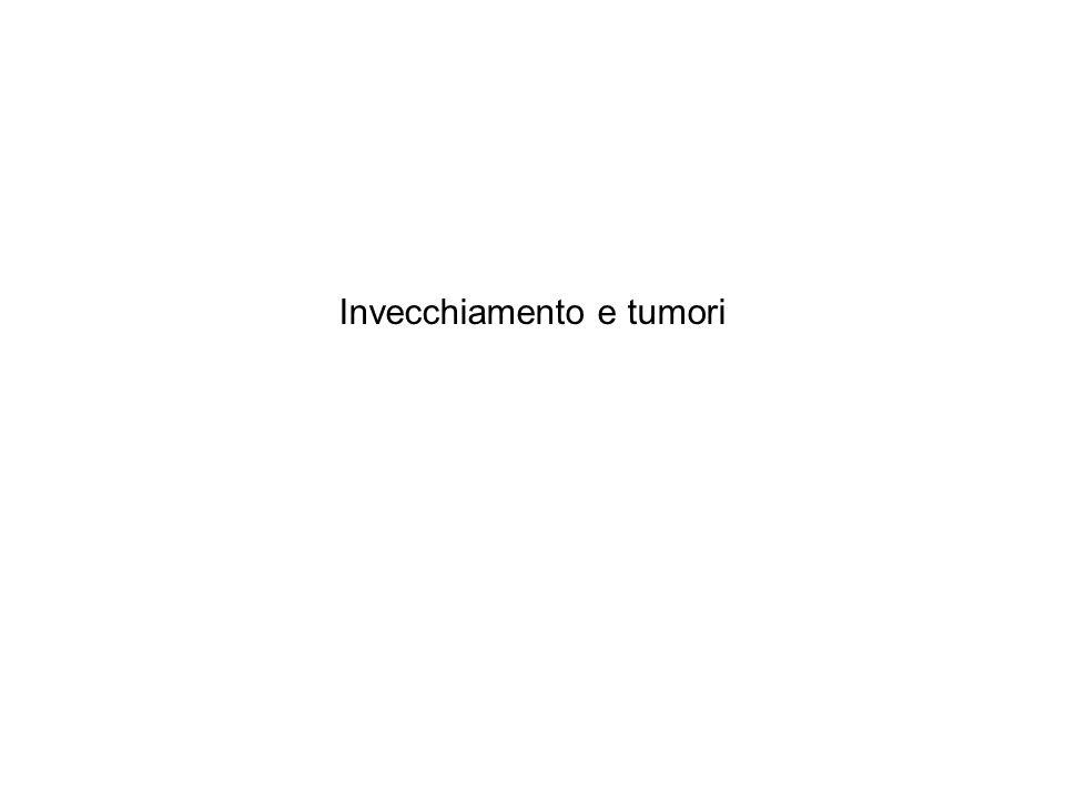 Invecchiamento e tumori