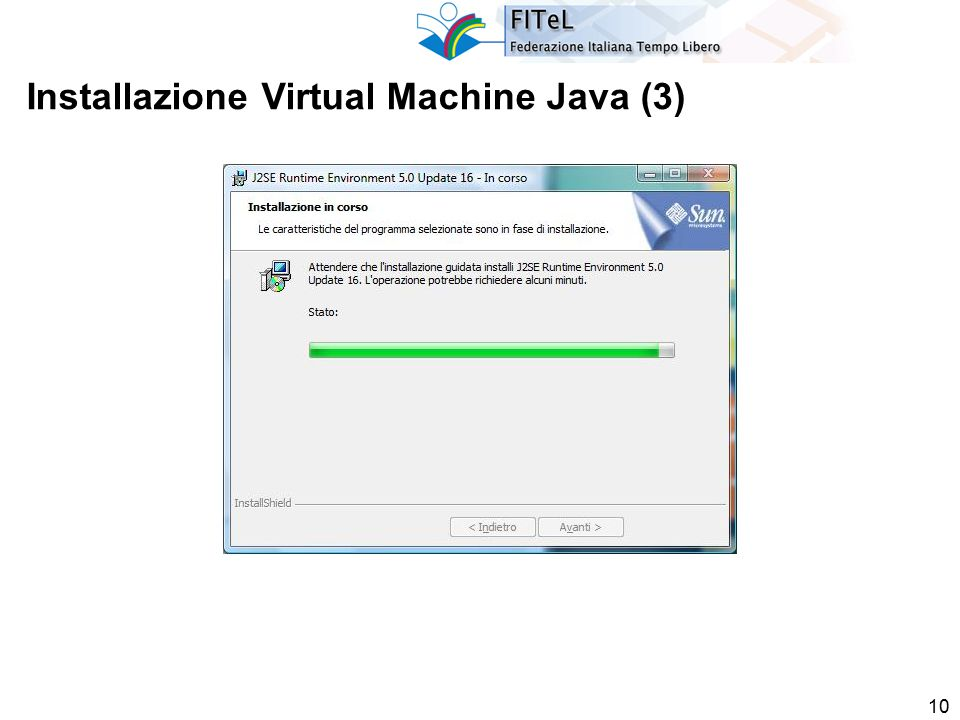 10 Installazione Virtual Machine Java (3)