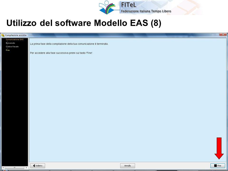 29 Utilizzo del software Modello EAS (8)