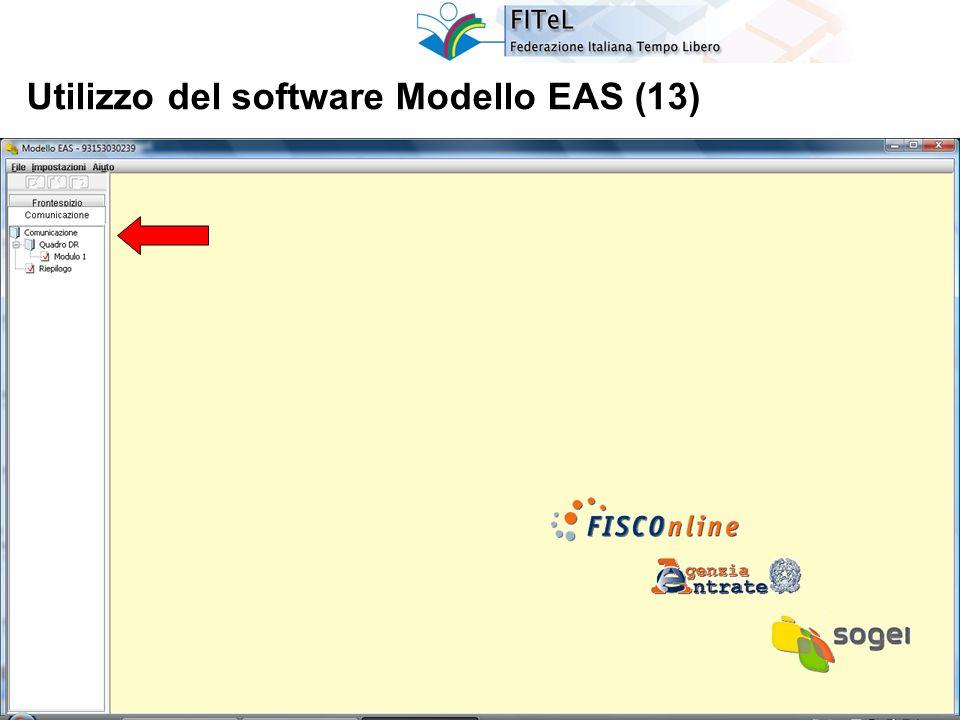 34 Utilizzo del software Modello EAS (13)