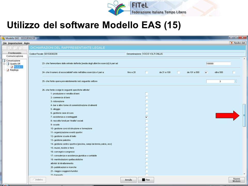 36 Utilizzo del software Modello EAS (15)