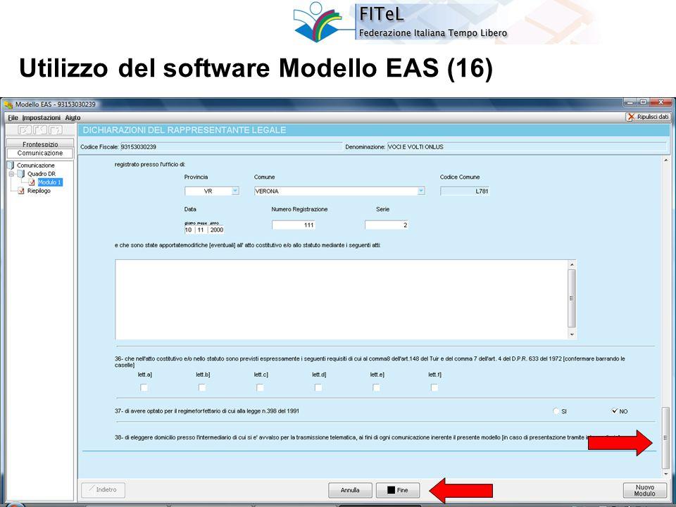 37 Utilizzo del software Modello EAS (16)