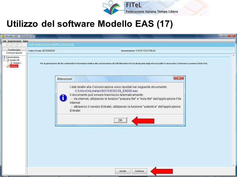 38 Utilizzo del software Modello EAS (17)