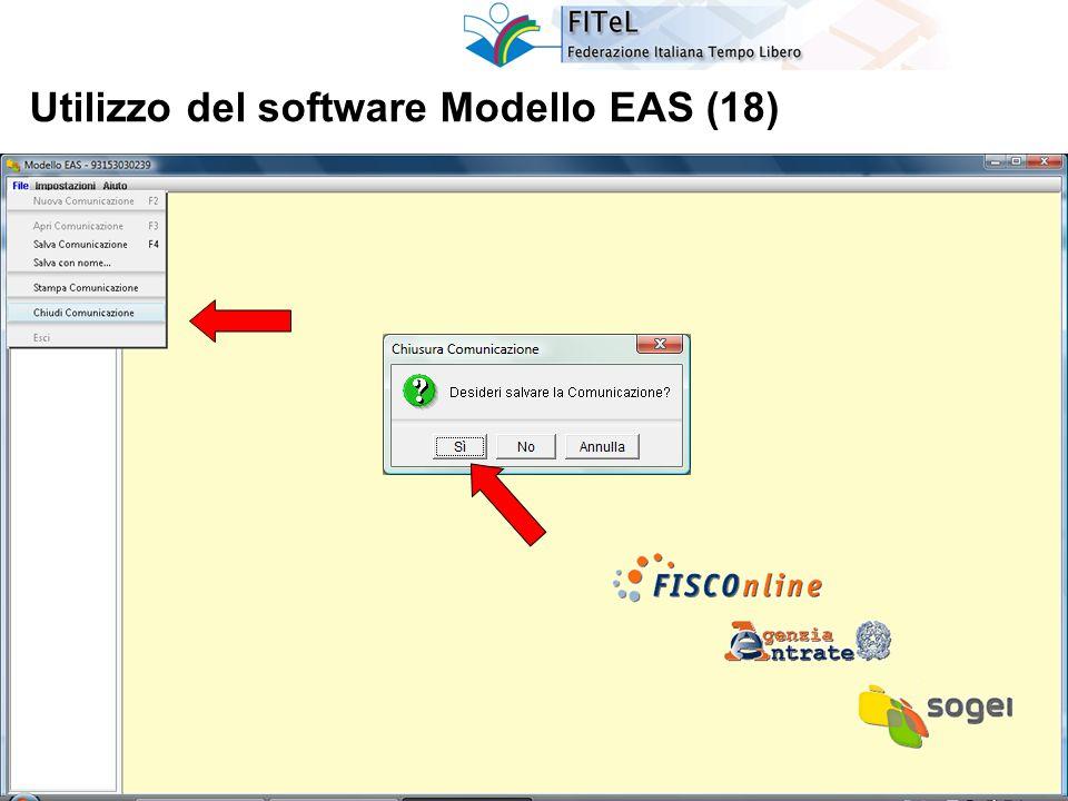 39 Utilizzo del software Modello EAS (18)