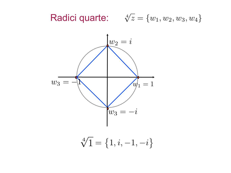 Radici quarte: