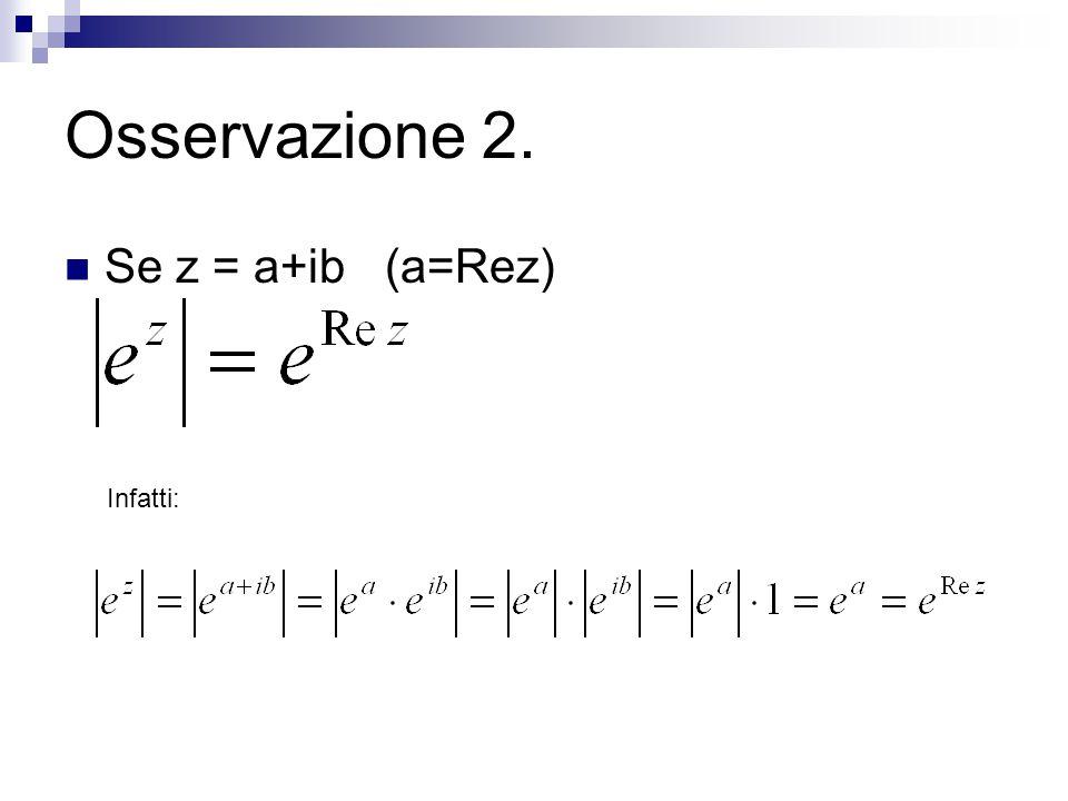 La forma trigonometrica dei numeri complessi e l'esponenziale immaginario.