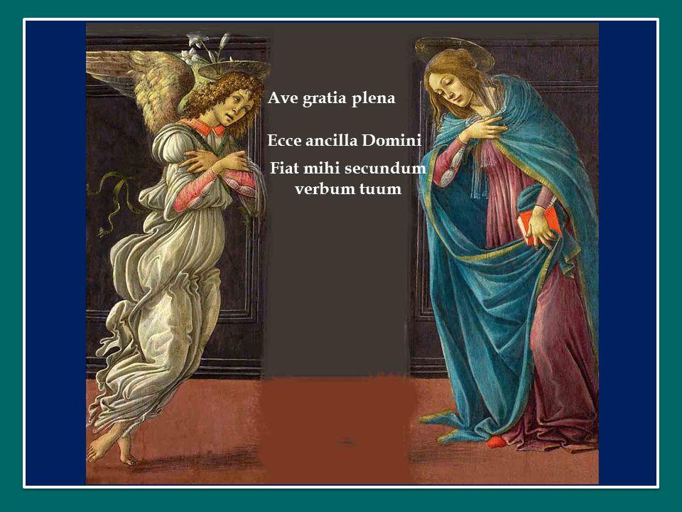 Angelus Domini nuntiavit Mariae 11.00