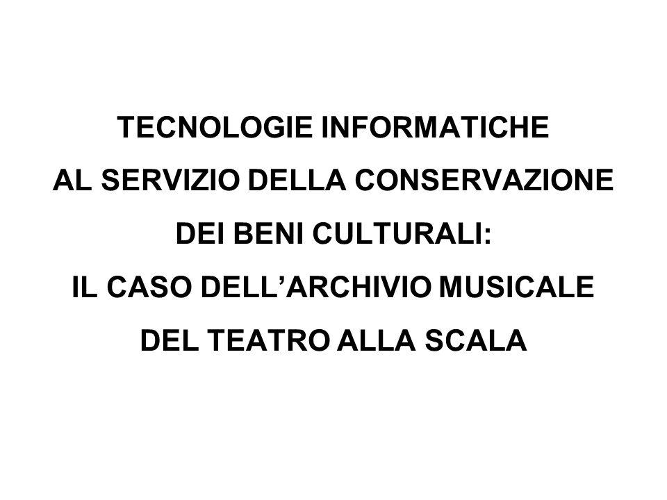 SPONSOR DEL PROGETTO Milano per la Scala Fondazione di Diritto Privato A.E.M.