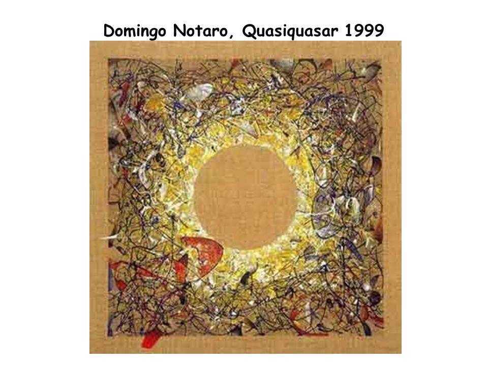 Domingo Notaro, Quasiquasar 1999