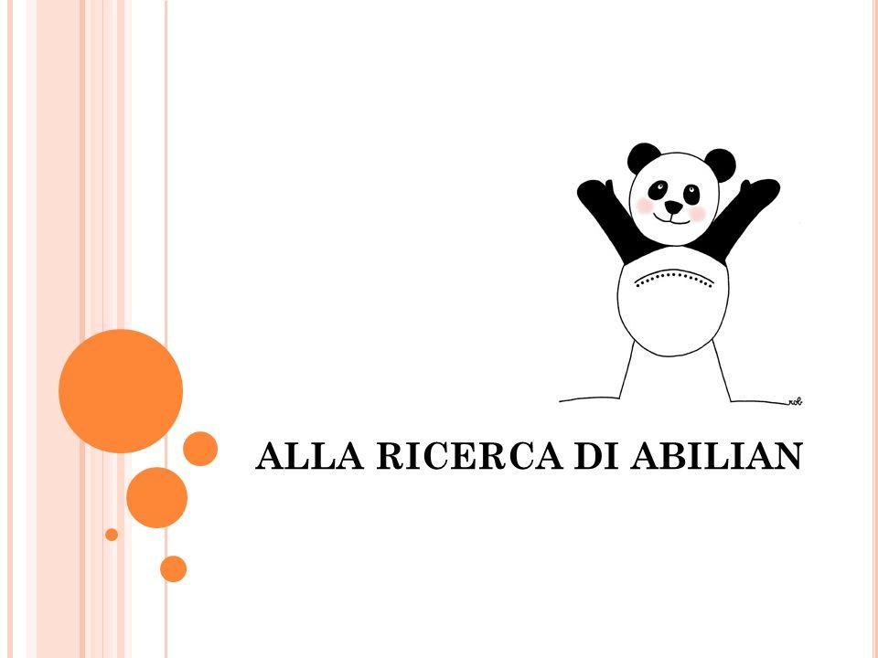 IL PANDA, RITENUTO GOFFO E LENTO, VIENE RIFIUTATO PERCHE' DIVERSO.