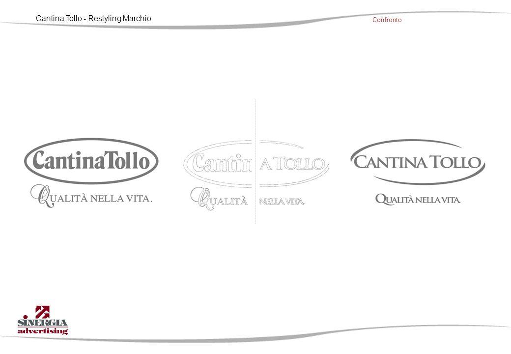 Cantina Tollo - Restyling Marchio Confronto