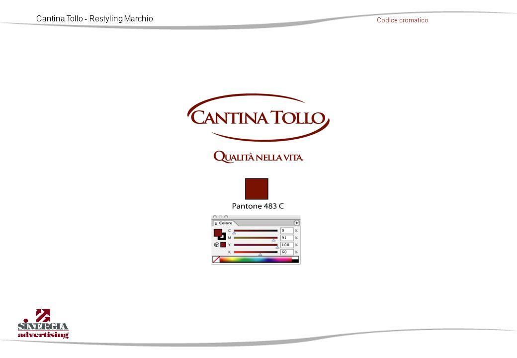 Cantina Tollo - Restyling Marchio Codice cromatico
