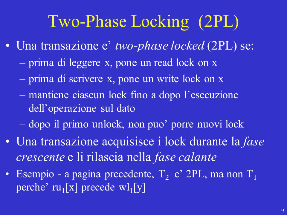 90 TP Monitors (Transaction Processing Monitors) Stefania Costantini