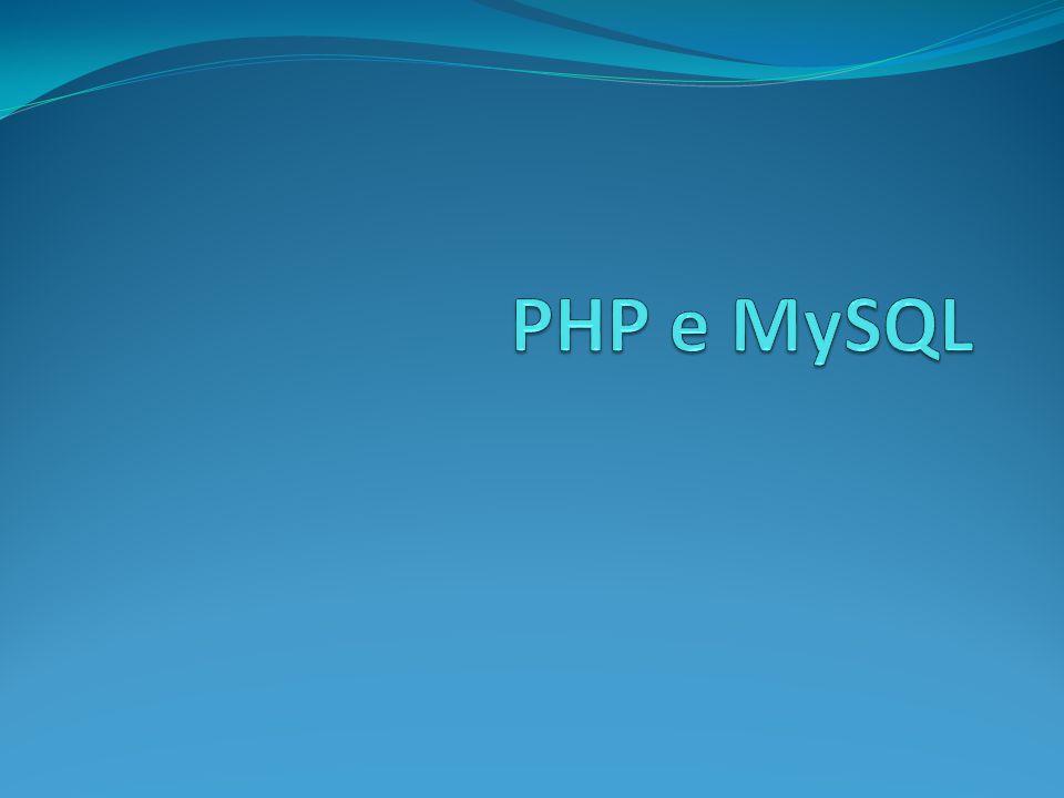 Gestione dei risultati Infatti, eseguendo il comando print_r( mysql_fetch_array($result) )si otterrebbe il seguente output: Array ( [0] => 0001 [codice] => 0001 [1] => Computers [descrizione] =>Computers )