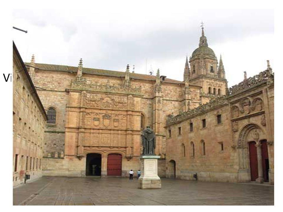 Vi furono perfino lunghe discussioni al riguardo nell´Universitá di Salamanca in Spagna. Le discussioni sulla giustificazione dell'invasione e del fur