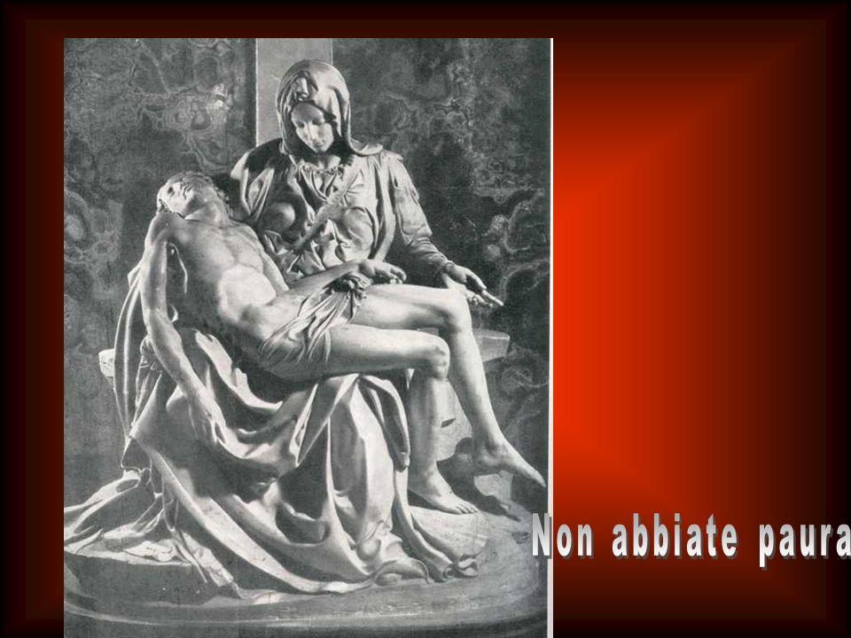 dove eri ?? Benedetto XVI Dio …