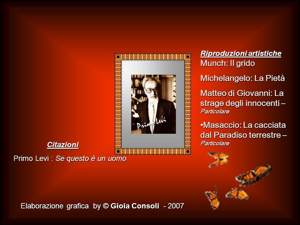 """Art. 1 La Repubblica italiana riconosce il giorno 27 gennaio, data dell'abbattimento dei cancelli di Auschwitz, """"Giorno della Memoria"""", al fine di ric"""