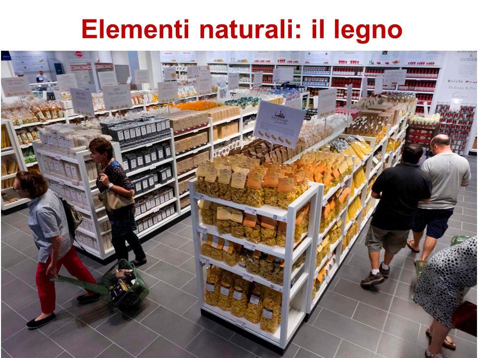 Elementi naturali: il legno
