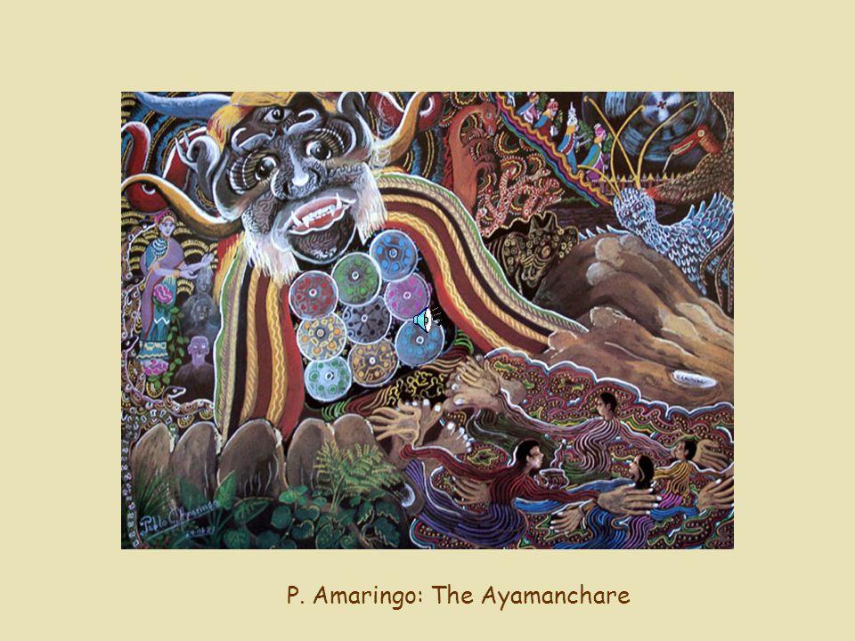 P. Amaringo: The Ayamanchare